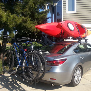 Car Racks 101 Hauling Your Bike Ski Or Kayak