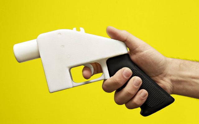 should we be afraid of the 3d printed gun