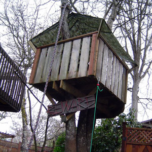 Simple Tree Houses To Build For Kids 9 backyard builds to make for your kids