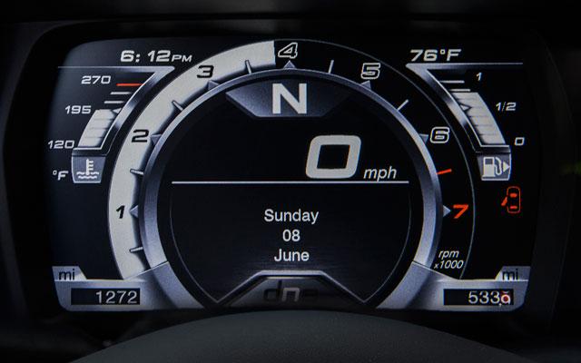 Used Alfa Romeo 4c >> Our Favorite Feature: The Alfa Romeo 4C's Data-Mad Digital Displays