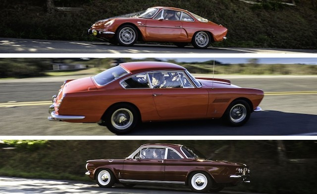 these 42 sexy vintage cars just ran one of america 39 s most underrated rallies. Black Bedroom Furniture Sets. Home Design Ideas