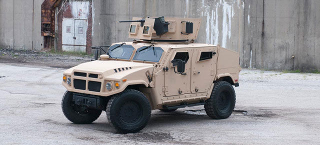 Pentagon Picks 3 Contenders to Replace the Humvee