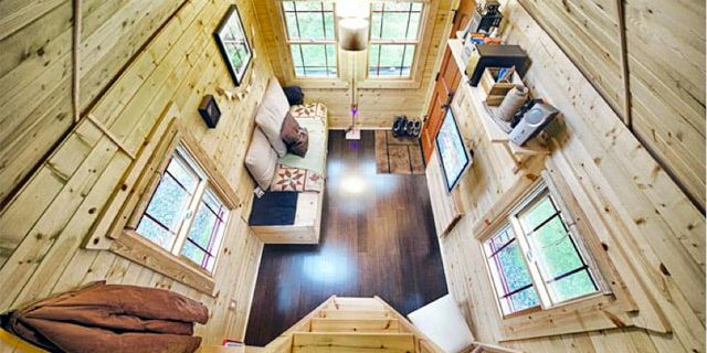 Astounding 10 Space Saving Ideas From An Itty Bitty Home Largest Home Design Picture Inspirations Pitcheantrous