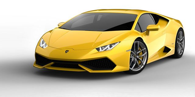 Lamborghini S Boss And His New Supercar The Huracan