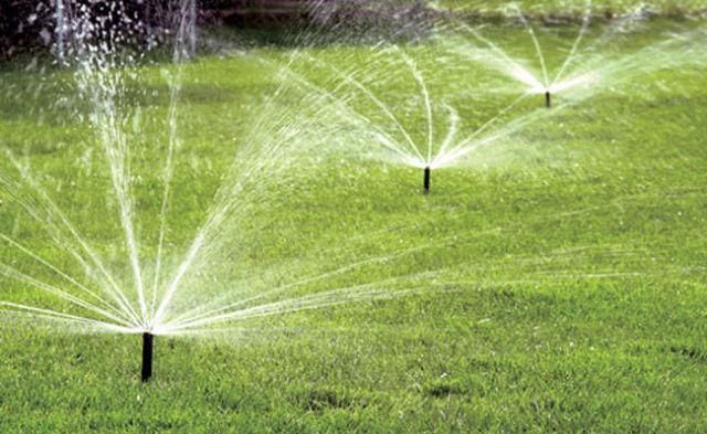 Sprinkler Technology Lawn Sprinkler Watering Tips