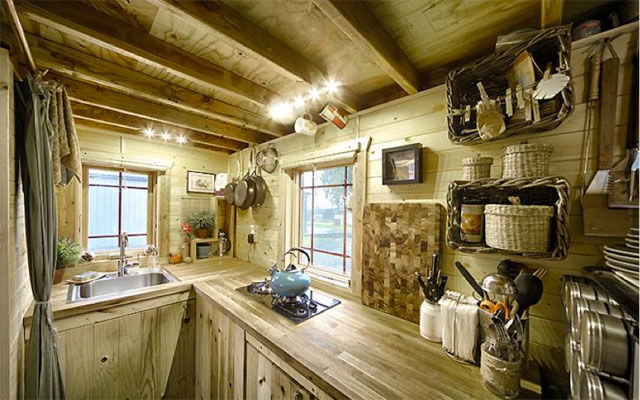 Tremendous 10 Space Saving Ideas From An Itty Bitty Home Largest Home Design Picture Inspirations Pitcheantrous