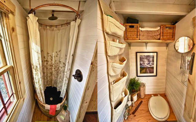 Marvelous 10 Space Saving Ideas From An Itty Bitty Home Largest Home Design Picture Inspirations Pitcheantrous