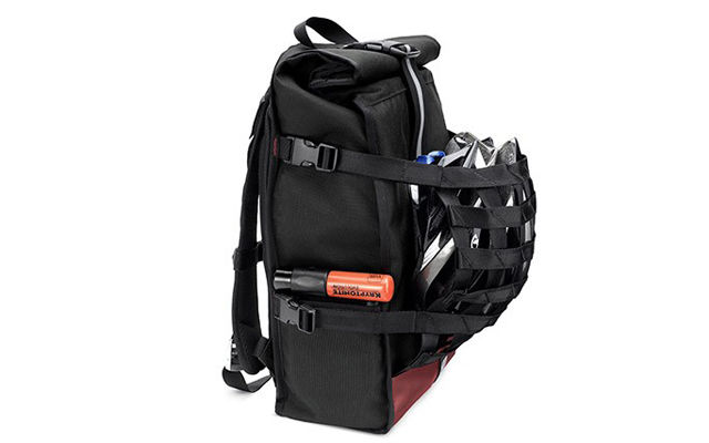 Bike Commuting With the Waterproof Chrome Barrage Cargo Backpack