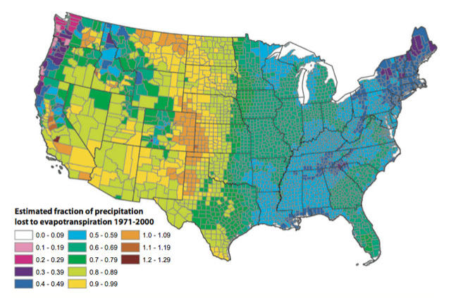 A Map To Show Where The Drought Will Get Worse - Healthiest aquifers in the us map