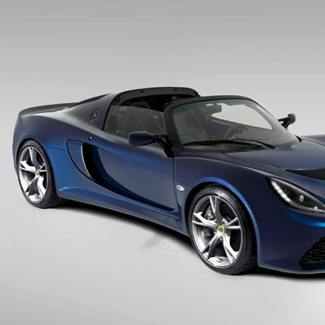 Lotus Exige: Lotus Takes The Roof Off The Exige S