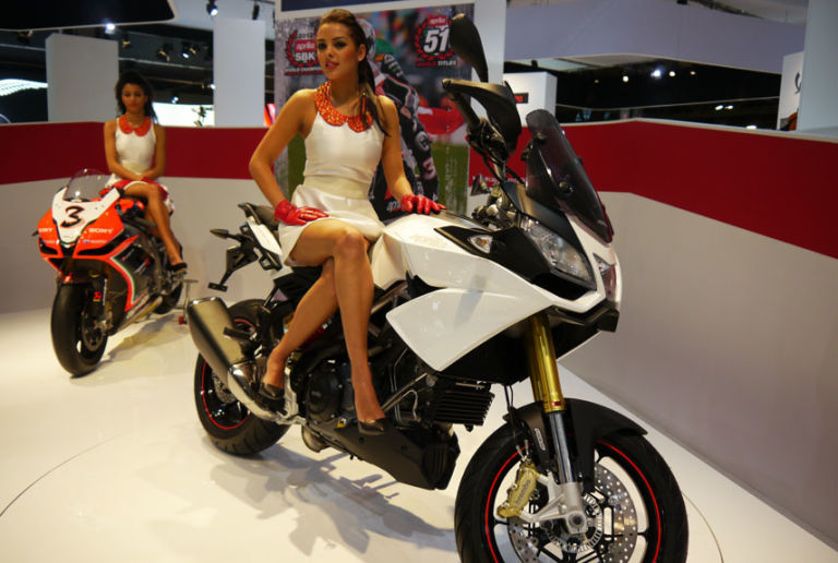 The Best New Bikes From The Big Show In Milan: EICMA 2012