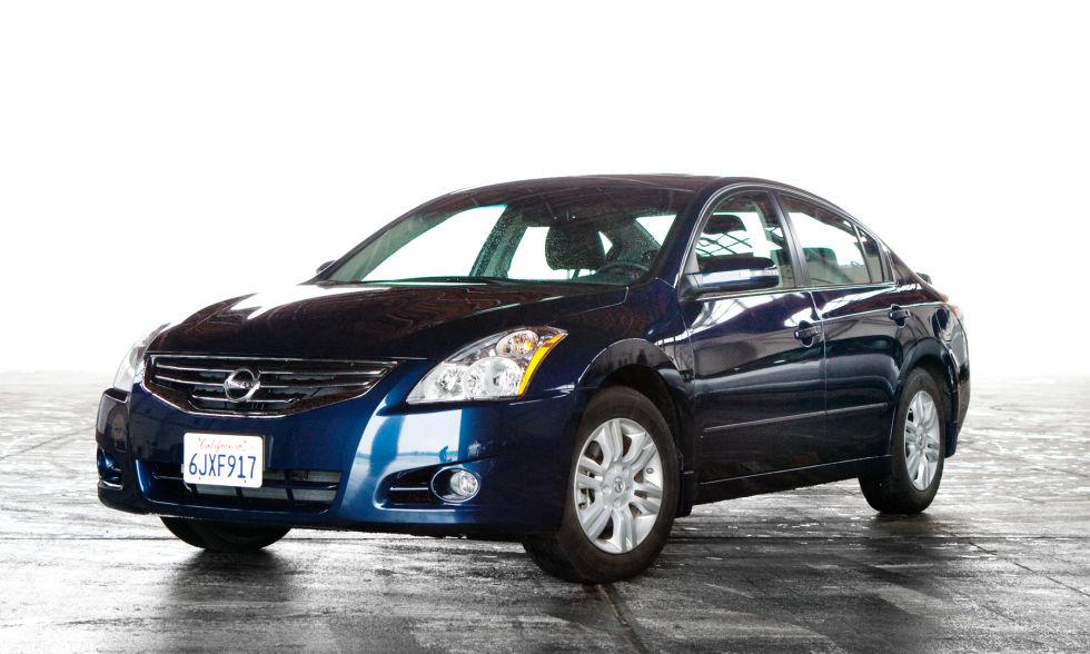 Best Midsize Sedan Comparison Test