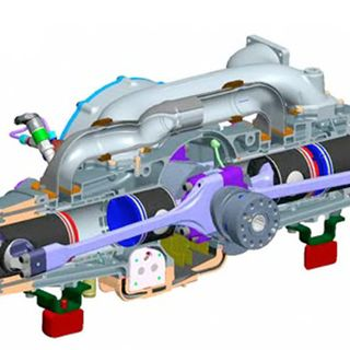 The Basic Design Of The Four Stroke Piston Engine Has Been Kicking Around  For About Part 59