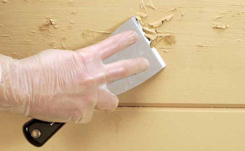 Smart tips for painting your house house painting for Exterior mural painting techniques