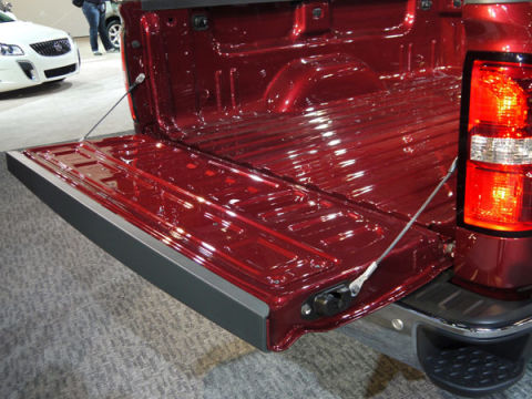 the top tech of the 2013 detroit auto show. Black Bedroom Furniture Sets. Home Design Ideas