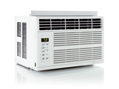 Best window air conditioners window mounted room ac units for Window unit air conditioner