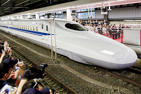 5 New Super Trains On Fast Track To World S Fastest Bullet