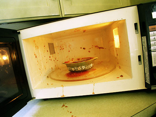 How long for 3 baked potatoes in microwave