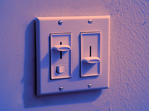 Bathroom Lights Keep Dimming 5 tricks to fix chattering, buzzing and flickering lights