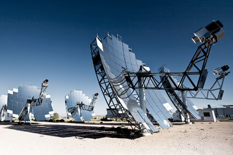 Solar Thermal Power May Make Sun Powered Grid A Reality