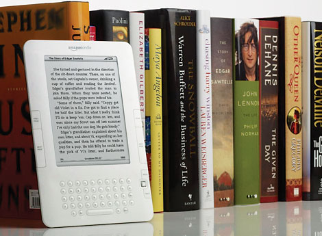 How to Download Free Books onto the Amazon Kindle