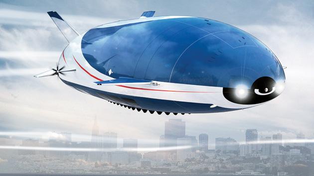 4 New Blimp Designs Bring Return Of The Airship