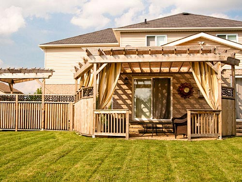 Hot Tub Cover - 6 Best Pergola Designs, Ideas And Pictures Of Pergolas