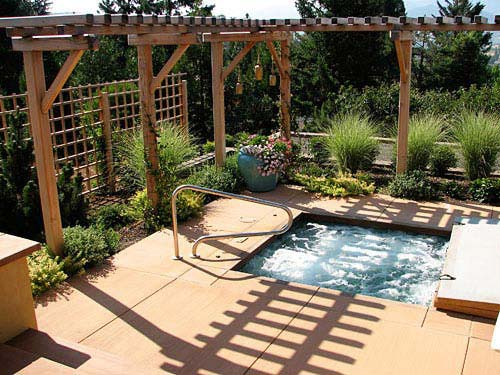 Mediterranean Warmth - 6 Best Pergola Designs, Ideas And Pictures Of Pergolas