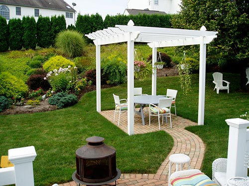 6 Best Pergola Designs, Ideas And Pictures Of Pergolas