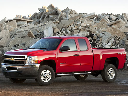 2011 Chevrolet Silverado and GMC Sierra Pickup Truck Test Drive ...