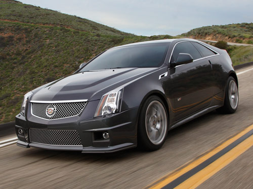 2011 cadillac cts v coupe pictures review of 2011. Black Bedroom Furniture Sets. Home Design Ideas