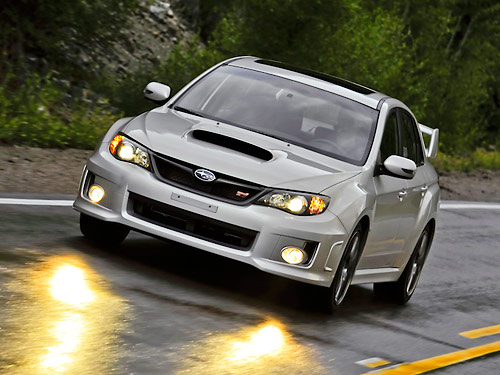 2011 Subaru WRX and WRX STI Specs  Review and Test Drive of