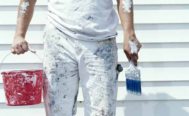 Smart tips for painting your house house painting - Exterior paint jobs model ...