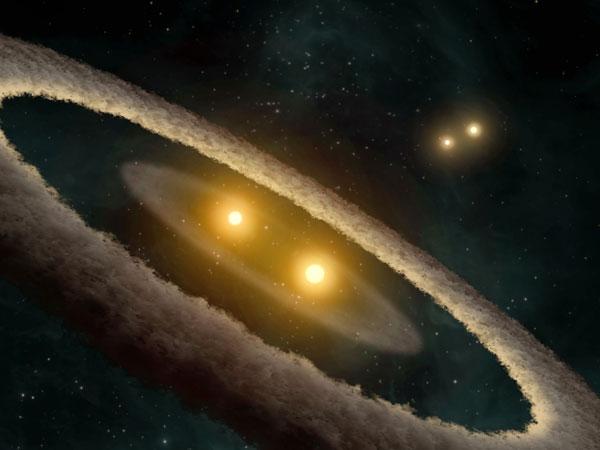 weird solar system - photo #1