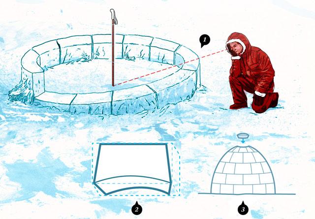 How to Build an Igloo - Arctic Engineering