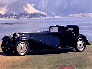 Price Paid: $9,800,000<br /><br /> Sold: November 1987 at London, England<br /><br /> Ettore Bugatti had dreams of building the biggest, most luxurious car ever made and selling it to kings and queens around the world. Royal customers balked at spending what Bugatti was charging, and so only six of the cars were built, and only three sold.<br /><br /> Powered by a 12.7-liter aircraft and train engine, and bodied by Paris coachbuilder Kellner, this car was bricked into Bugatti's French garage to hide it from the Nazis.