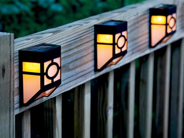 Diy solar house lighting