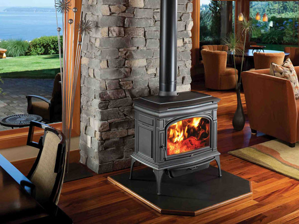 10 Travis Industries: Lopi Cape Cod (U.S.A.) - 14 Bright Ideas For A Better Wood Stove