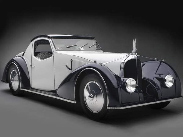 Classic Coupes Sleek Rides Of The And