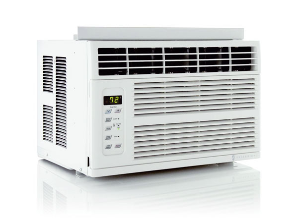 Best window air conditioners window mounted room ac units for Window unit ac