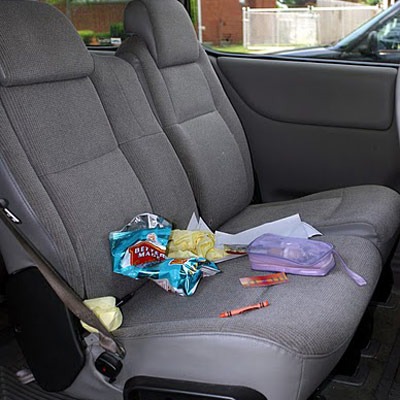 Clean car interior detailing leather upholstery car cleaning guide