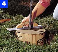 Step 4  Going UndergroundHow To Install A Lamp Post In Your Yard. Outdoor Light Pole Electrical Outlet. Home Design Ideas