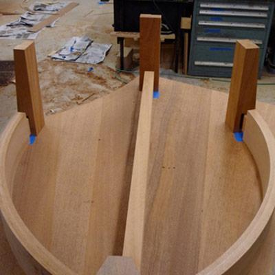 How To Build A Sapele Coffee Table Diy Nico Yektai