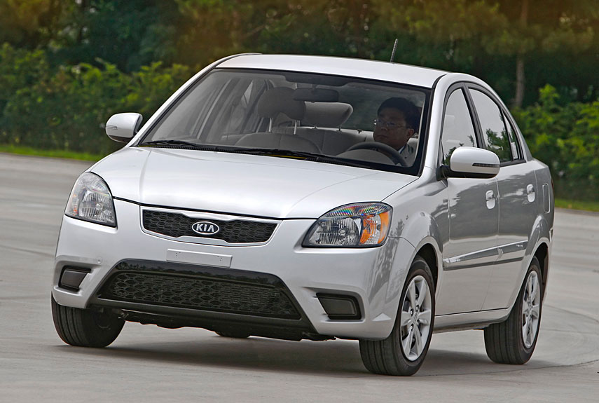 2011 Kia Rio : most fuel efficient ford cars - markmcfarlin.com