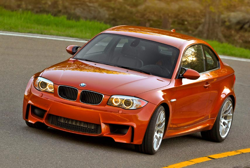 2011 BMW 1 Series M Coupe Pictures  BMW 1 Series M Coupe Photos