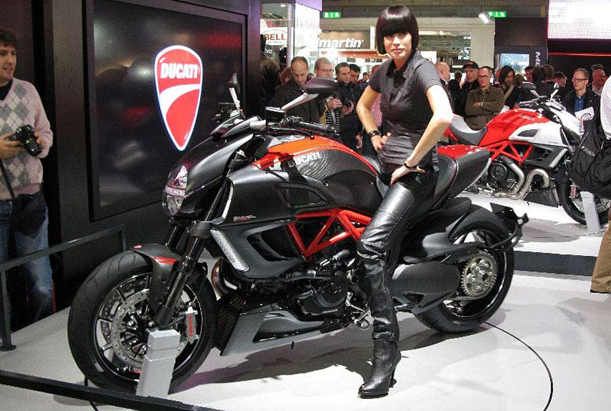 top motorcycles from eicma 2010 - new european motorcycles