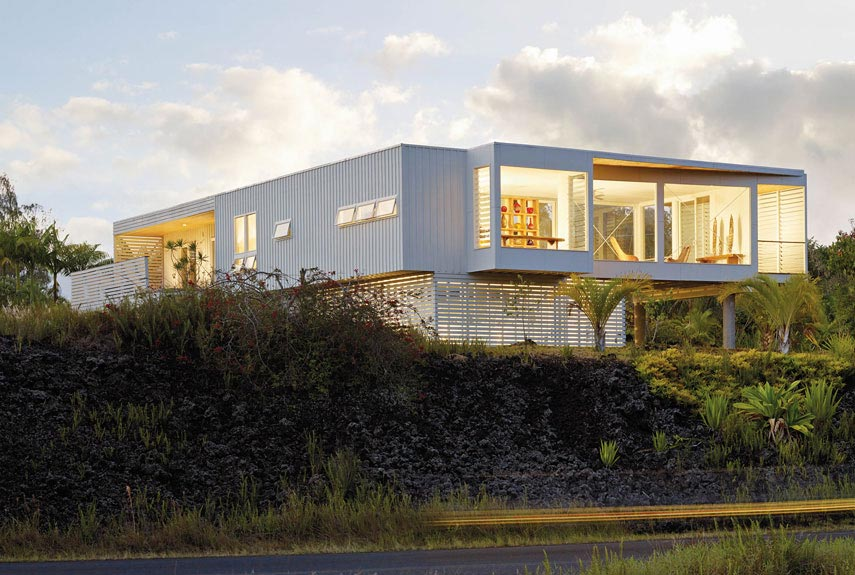 Eco Home Builders small green homes - small eco houses