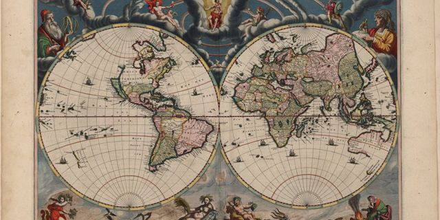 How Google Maps and Gmail Will Distort Human History – How the World Map Has Changed