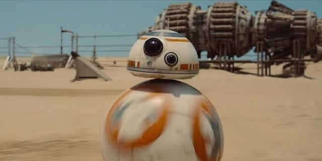 Star Wars' New Rolling Droid Is a Real Robot