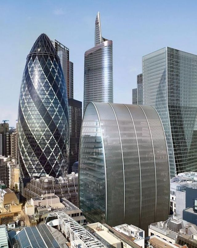 London Will Build a Skyscraper Shaped Like a Can of Ham